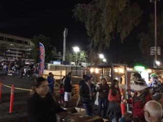 Food Truck Crowds